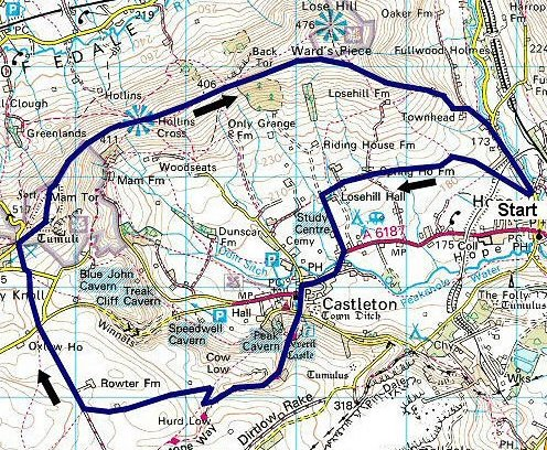 Training For The Yorkshire 3 Peaks With A Derbyshire